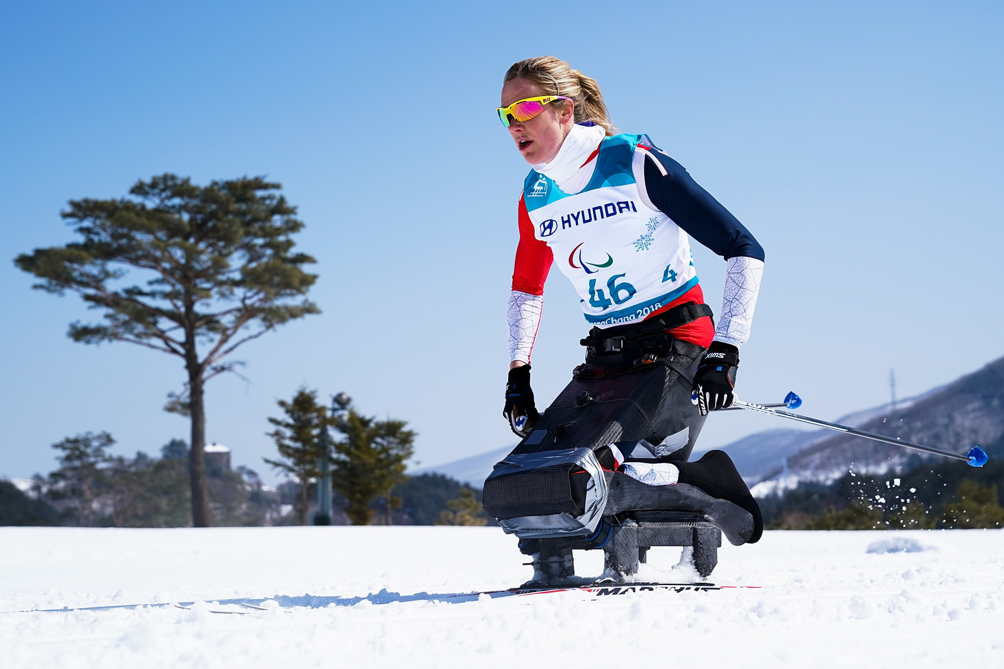 Norway's Birgit Skarstein has a window of opportunity at the World Para Nordic Skiing World Cup in Altenberg and Dresden ©Getty Images