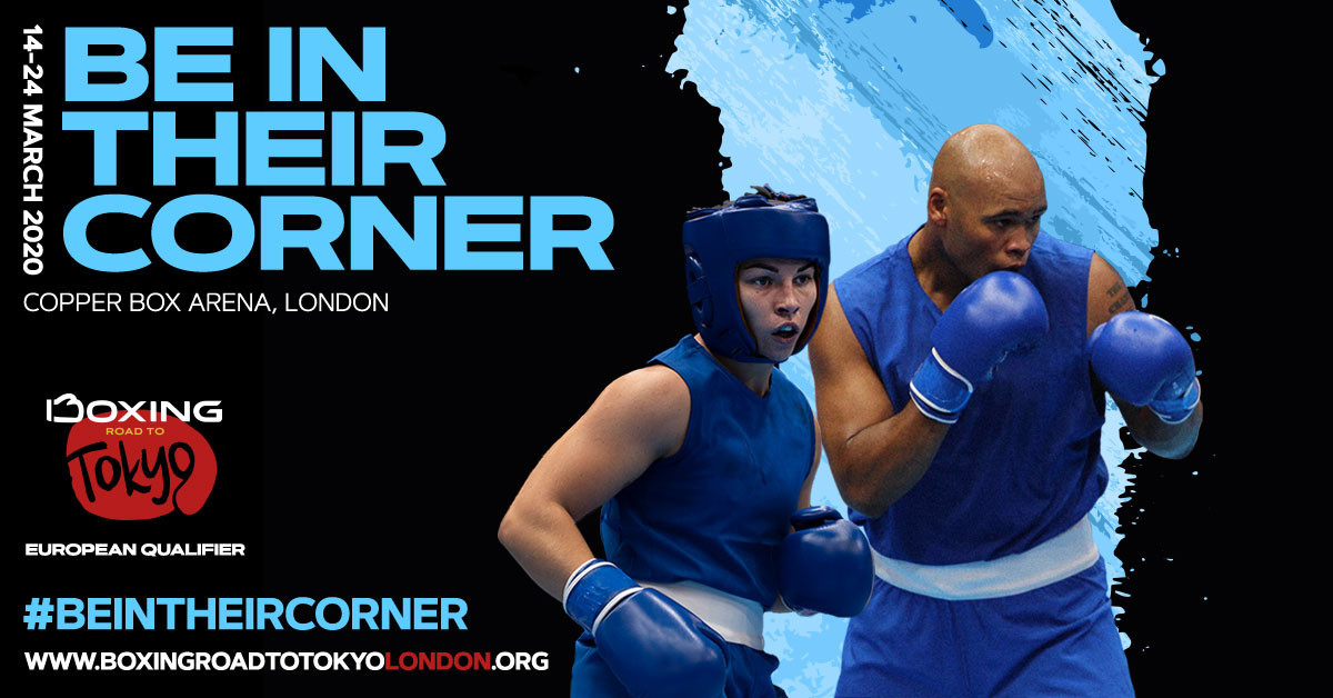 GB Boxing officially launch European Olympic Qualifying Tournament in London