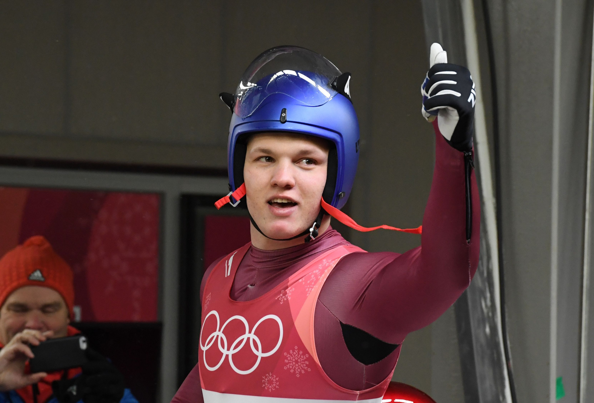 Russians Repilov and Ivanova looking good for fourth FIL Luge World Cup of season