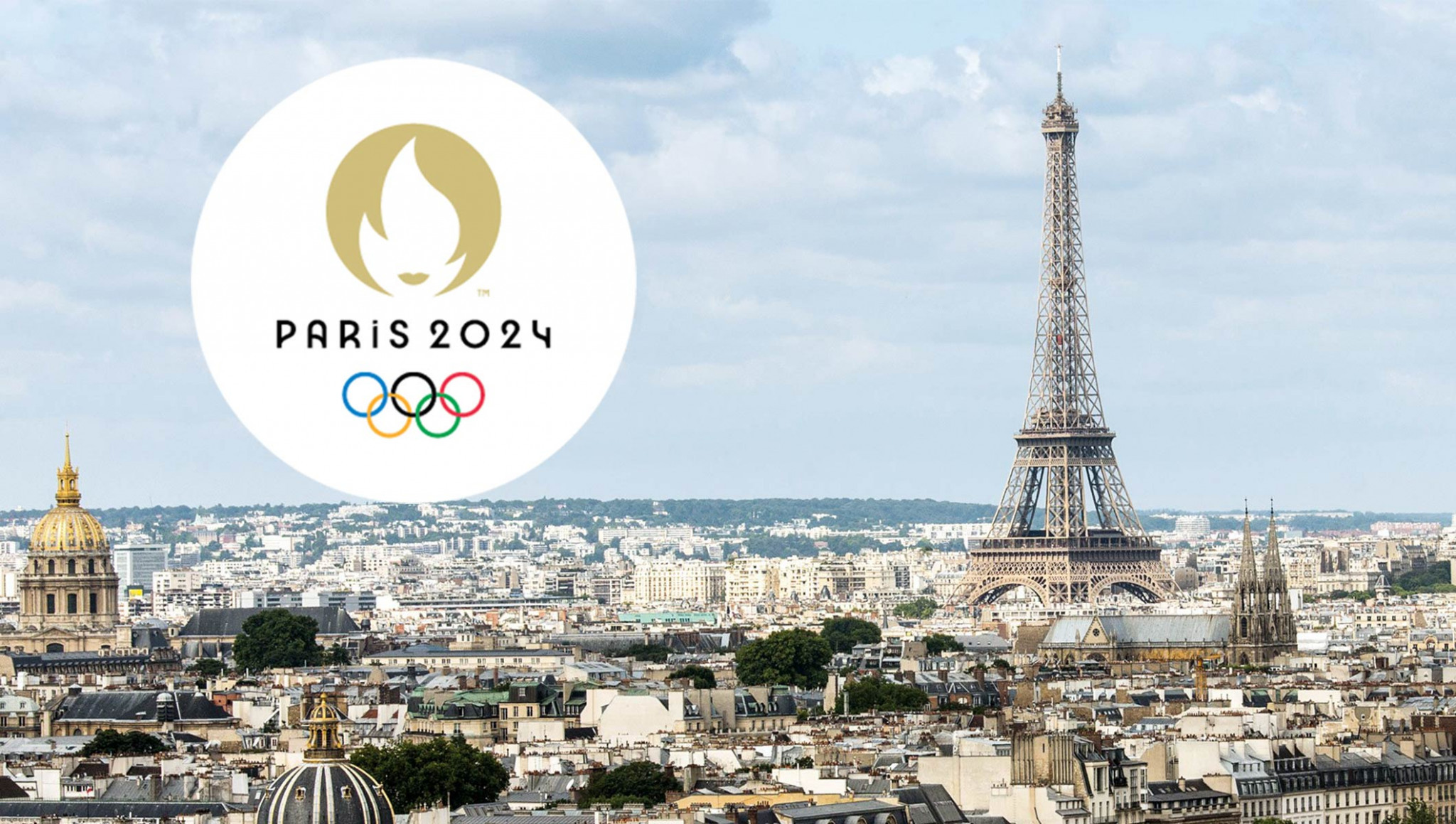 Paris 2024 organisers say the marketing, sports programme, organisational and communications areas of their plans are likely to be impacted by the postponement of Tokyo 2020 ©Getty Images