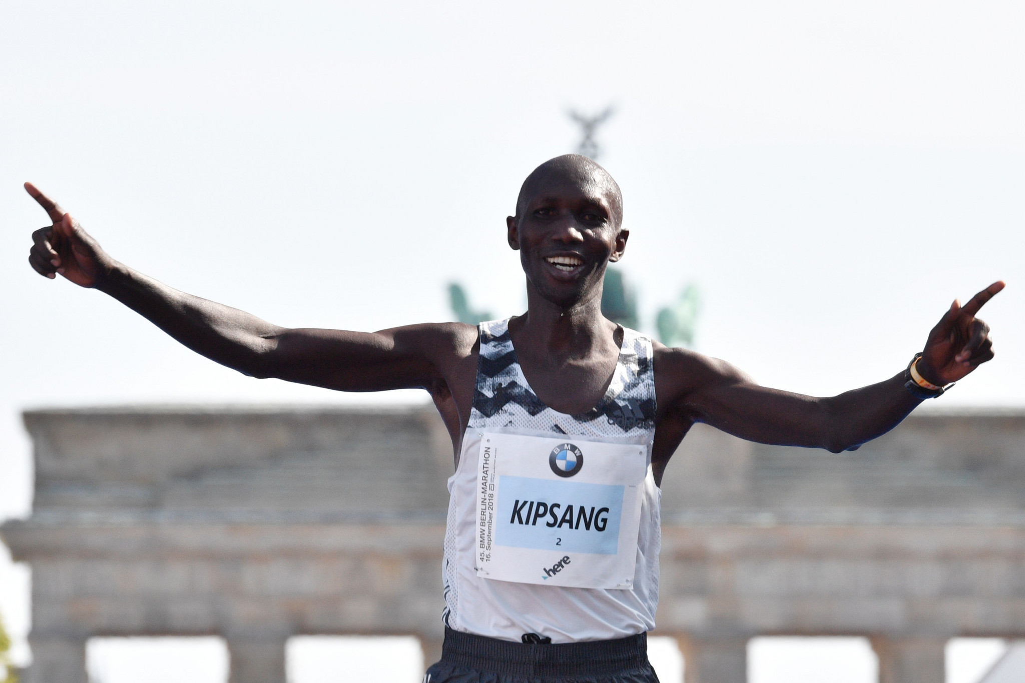 Former world marathon record holder suspended for breaking anti-doping rules