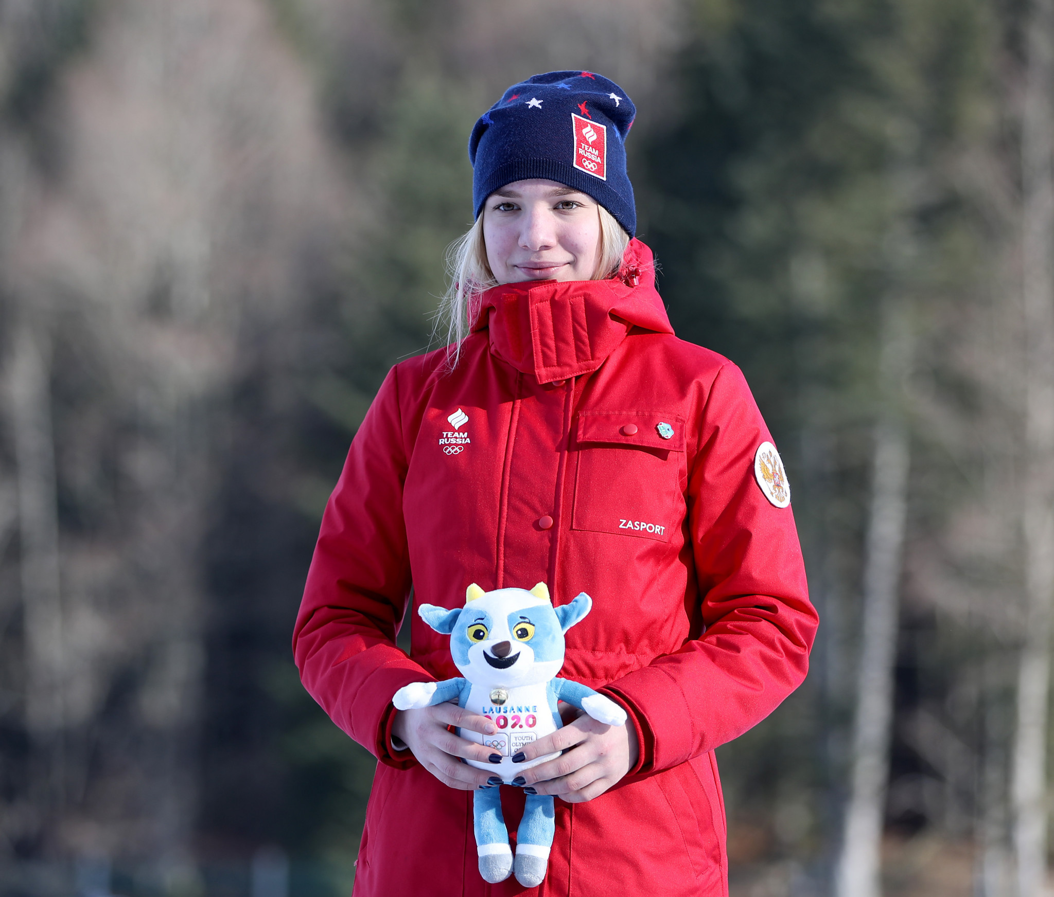 Russia at the double in biathlon at Lausanne 2020 Youth Olympic Games