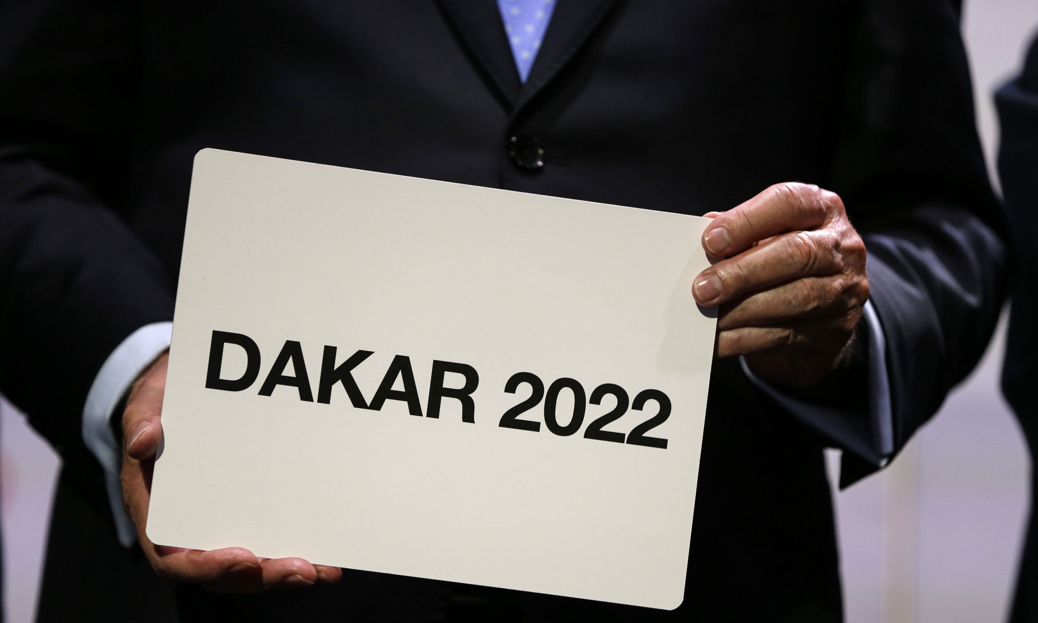 Dakar 2022 were awarded the Summer Youth Olympic Games in 2018, but Government funding is yet to be released ©Getty Images