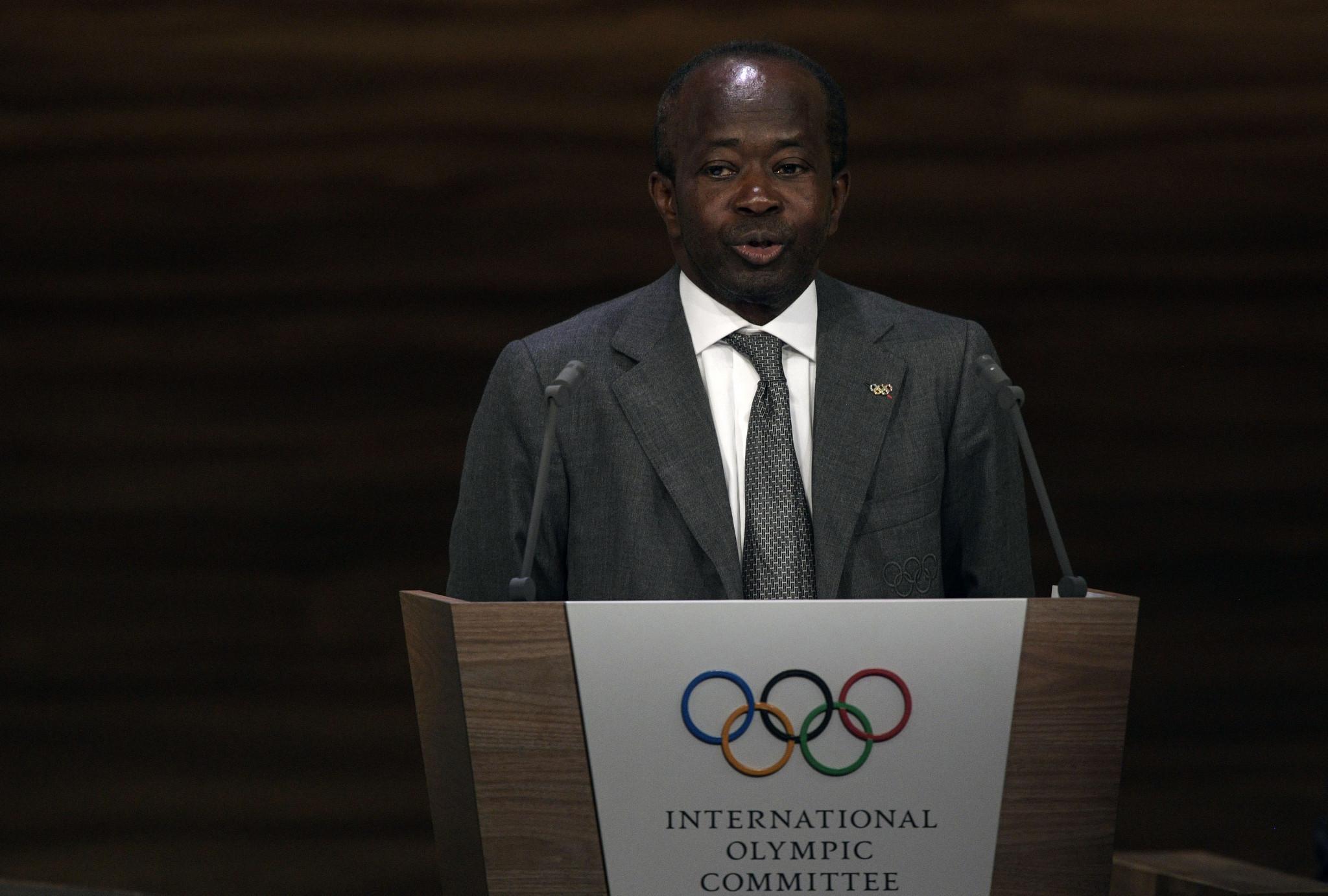Senegalese Olympic Committee seeking help from China in Dakar 2022 preparations