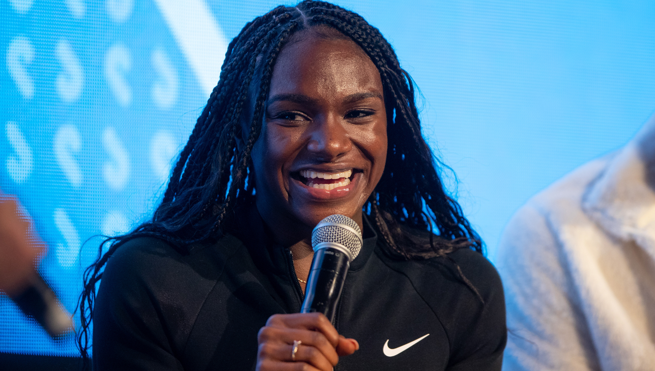 Social media authenticity key for Asher-Smith