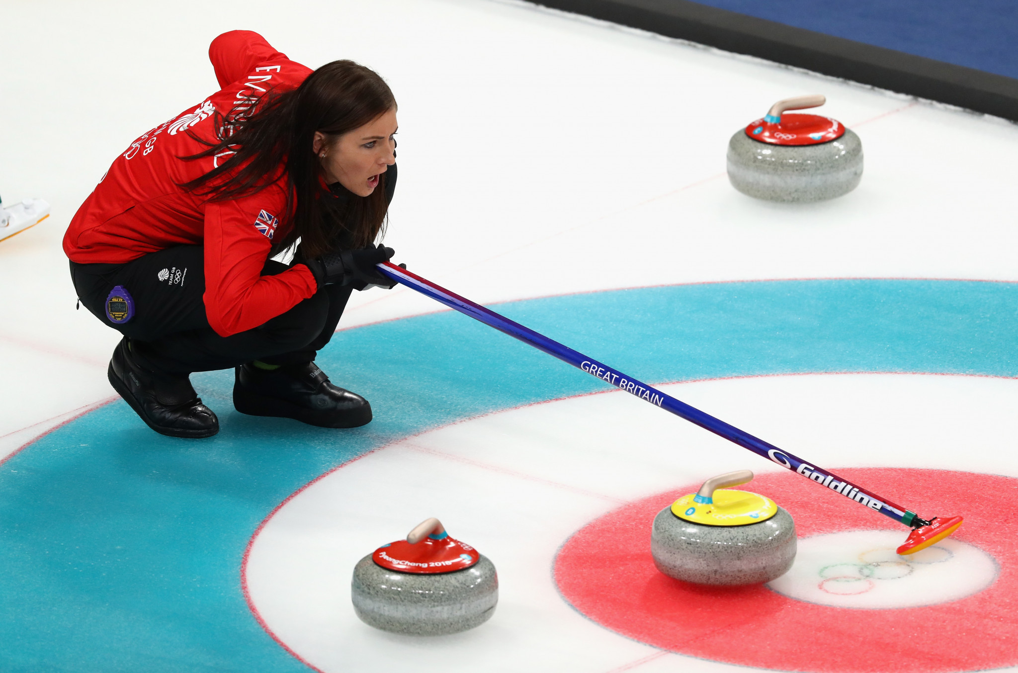 The World Women's Curling Championship is still scheduled to take place in March ©WCF