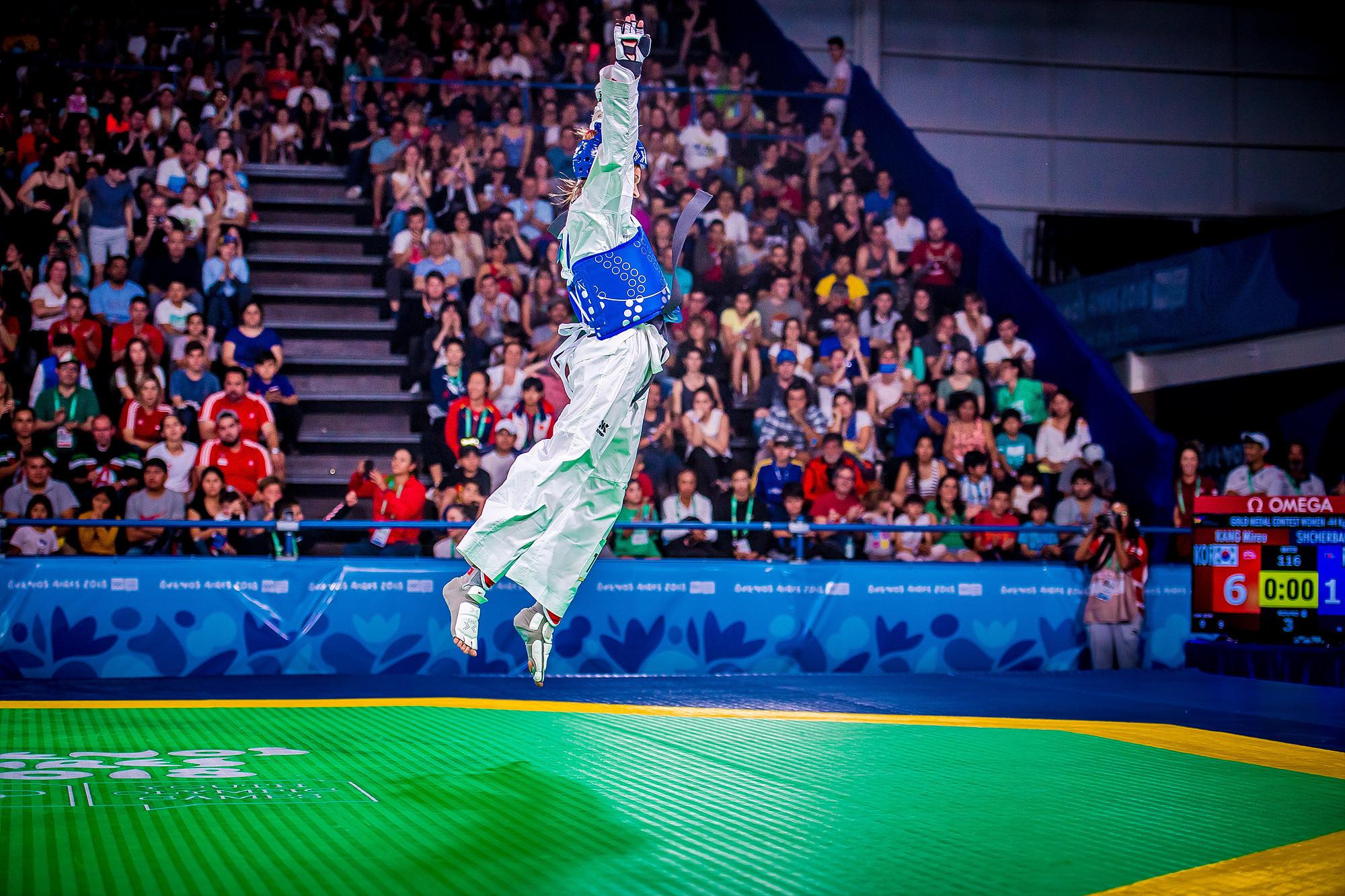 Taekwondo mixed team event to be contested at Dakar 2022