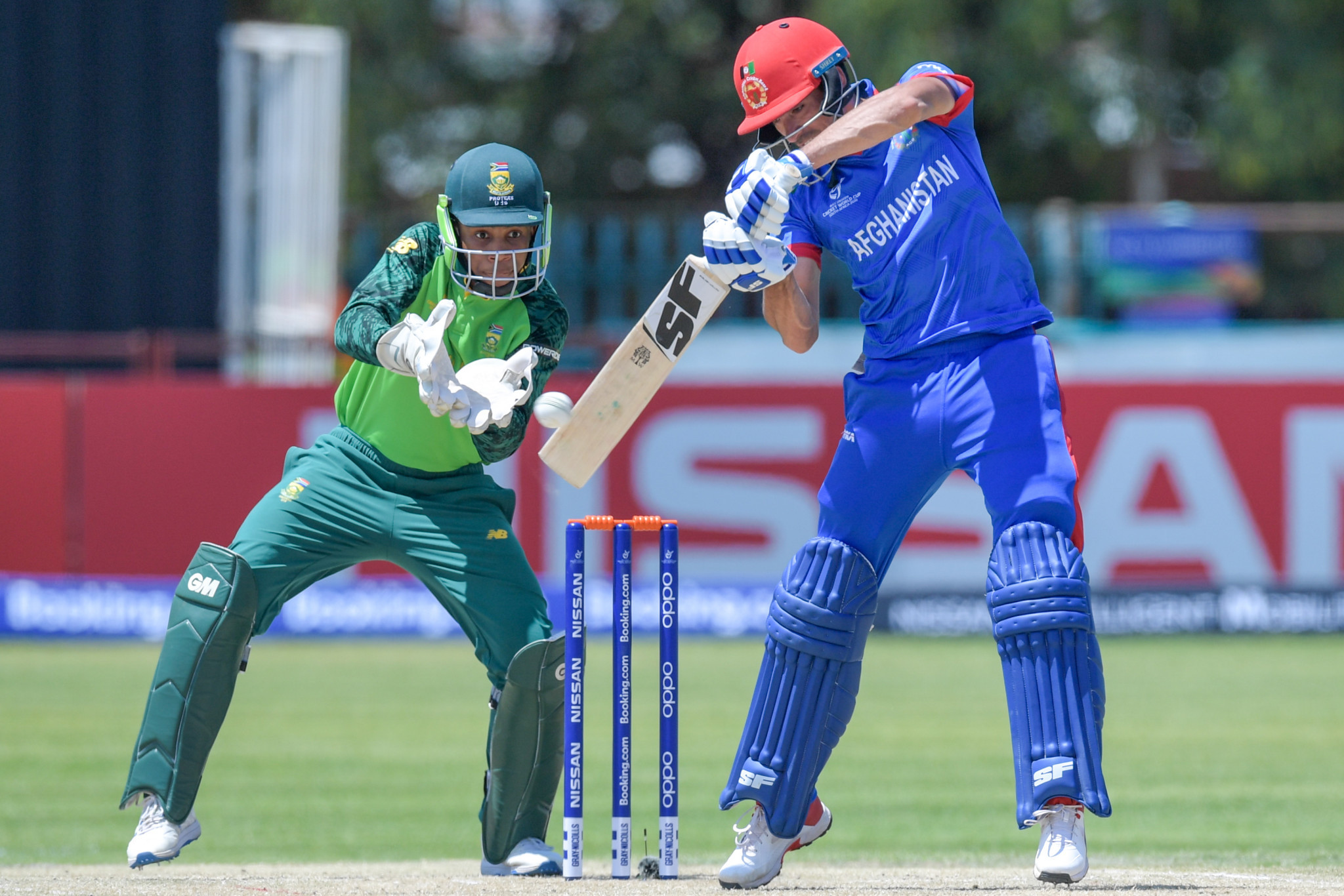 Afghanistan beat South African hosts in ICC Under-19 World Cup opener