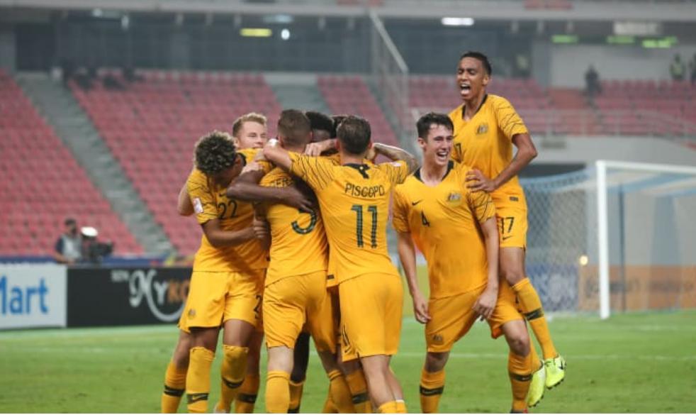Australia have a bit extra to make AFC Under-23 Championship semi-final