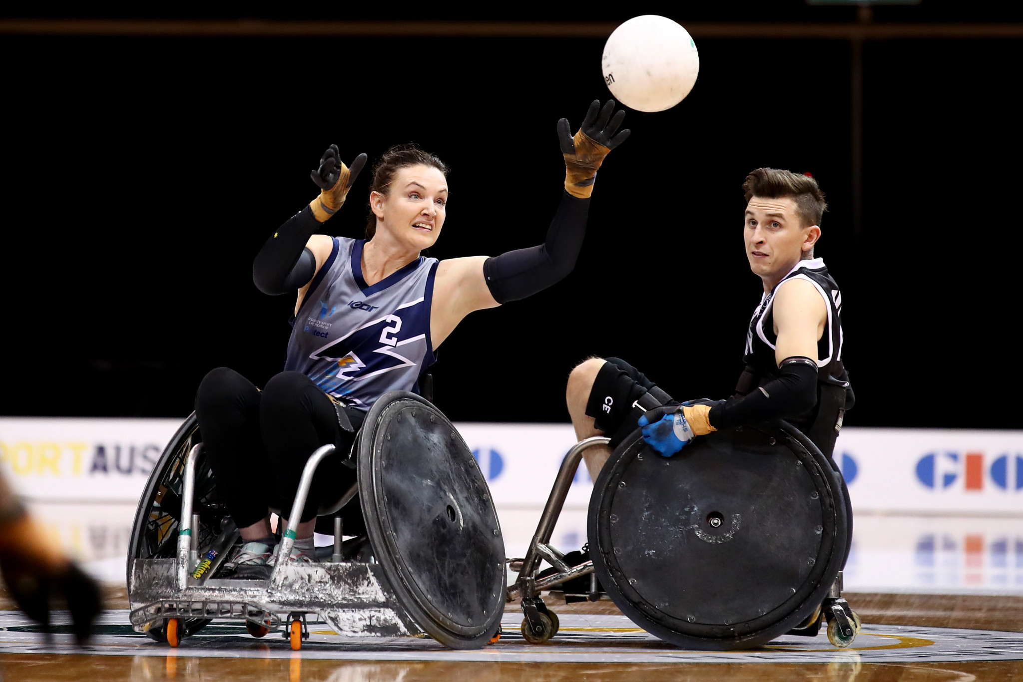 Officials who have contributed to development in wheelchair rugby can be recognised through the Emeritus referee recognition programme ©Getty Images