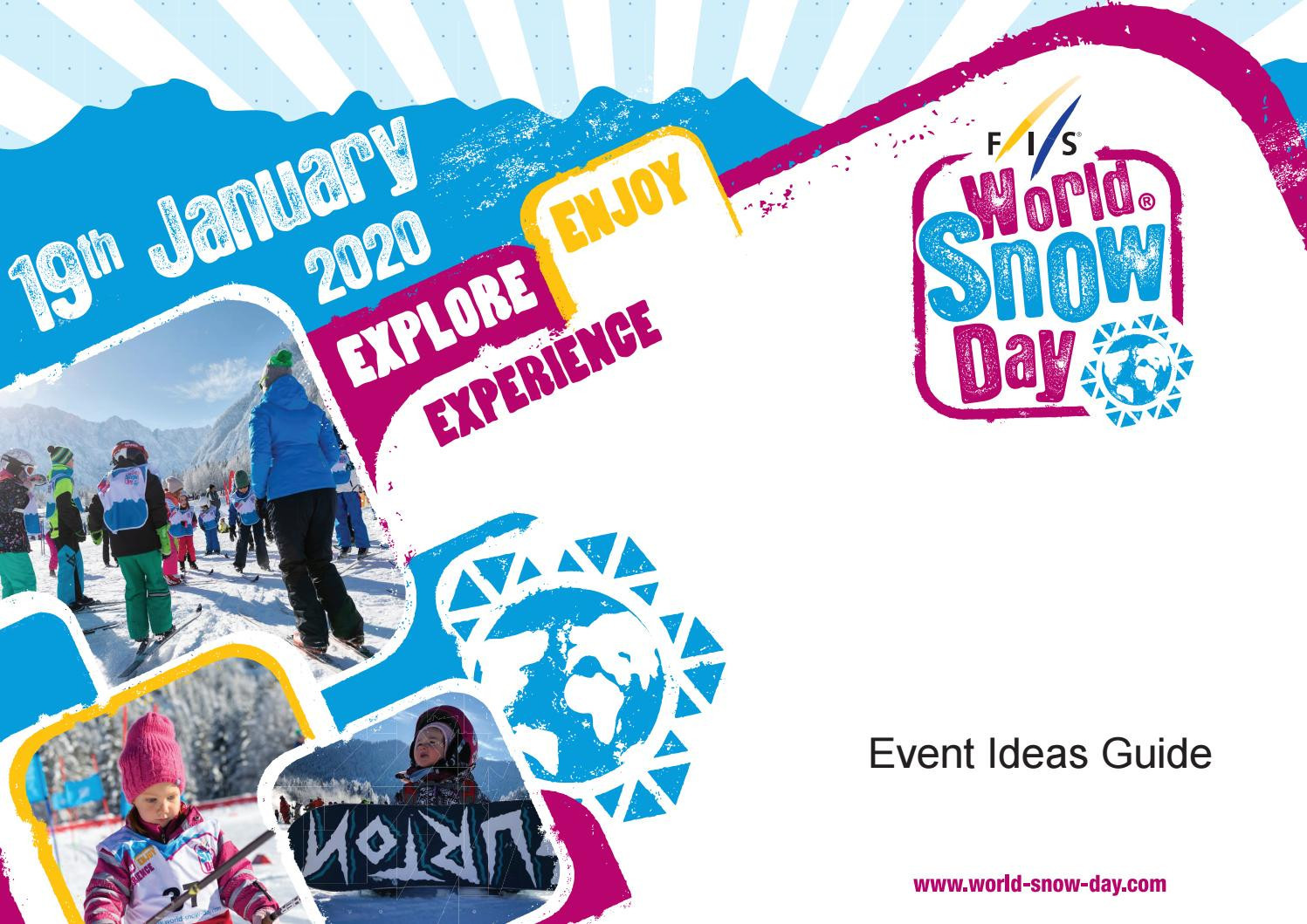 FIS President Kasper hails World Snow Day activities