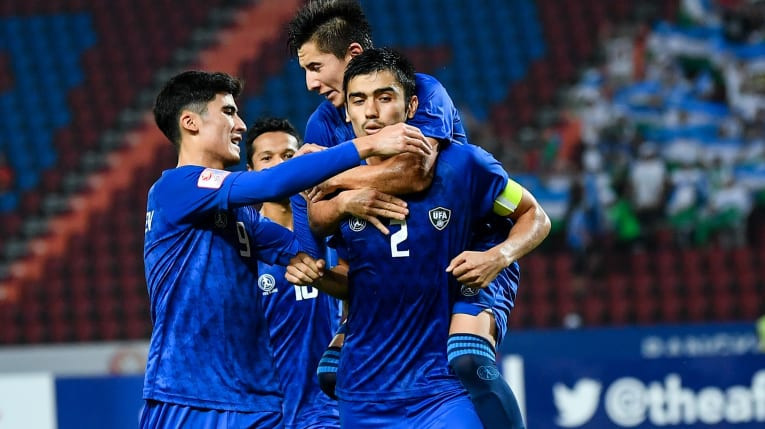 Uzbekistan are close to qualifying for their first Olympic football tournament ©AFC