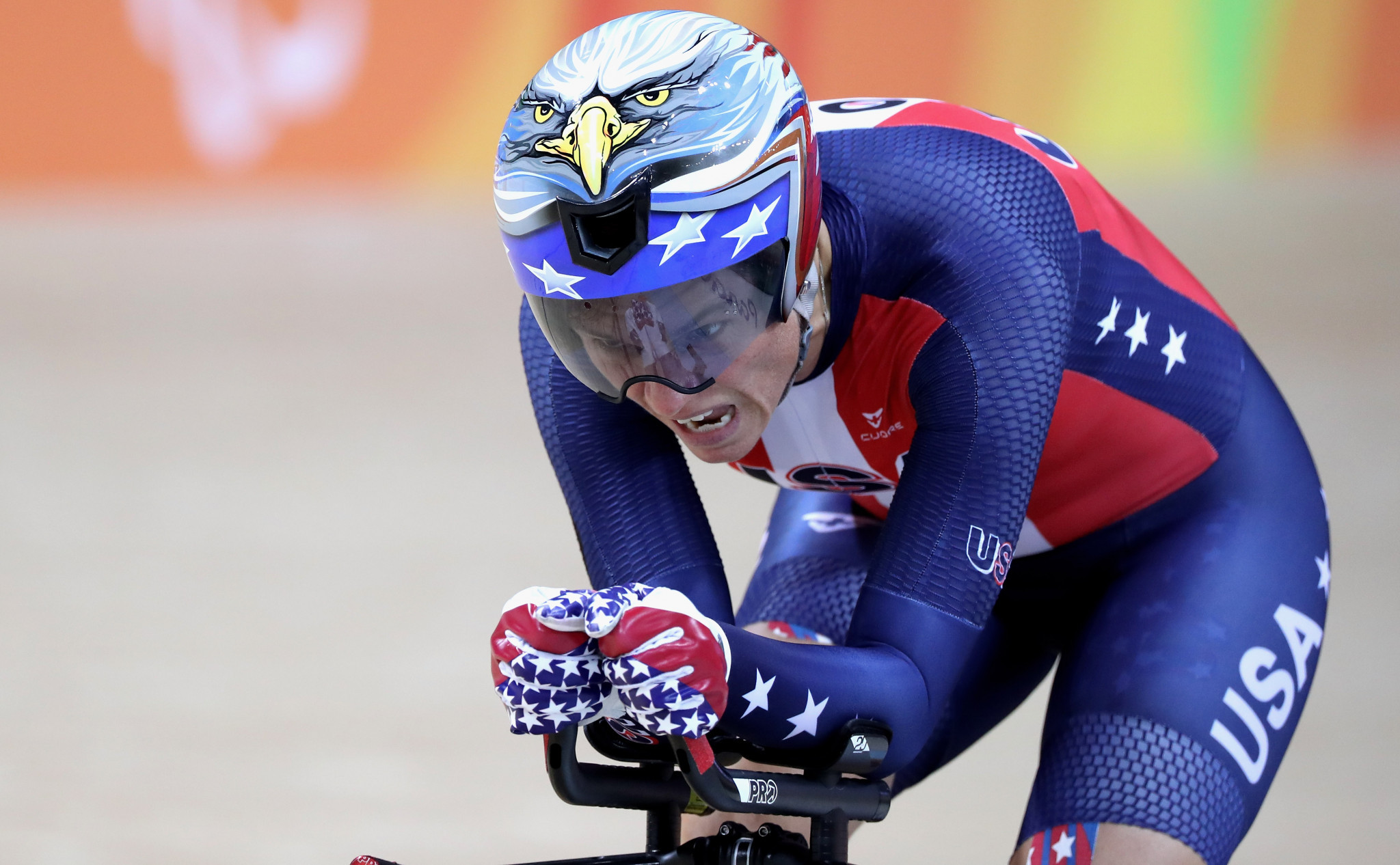 Shawn Morelli headlines the United States Paralympic Cycling team for 2020 ©Getty Images