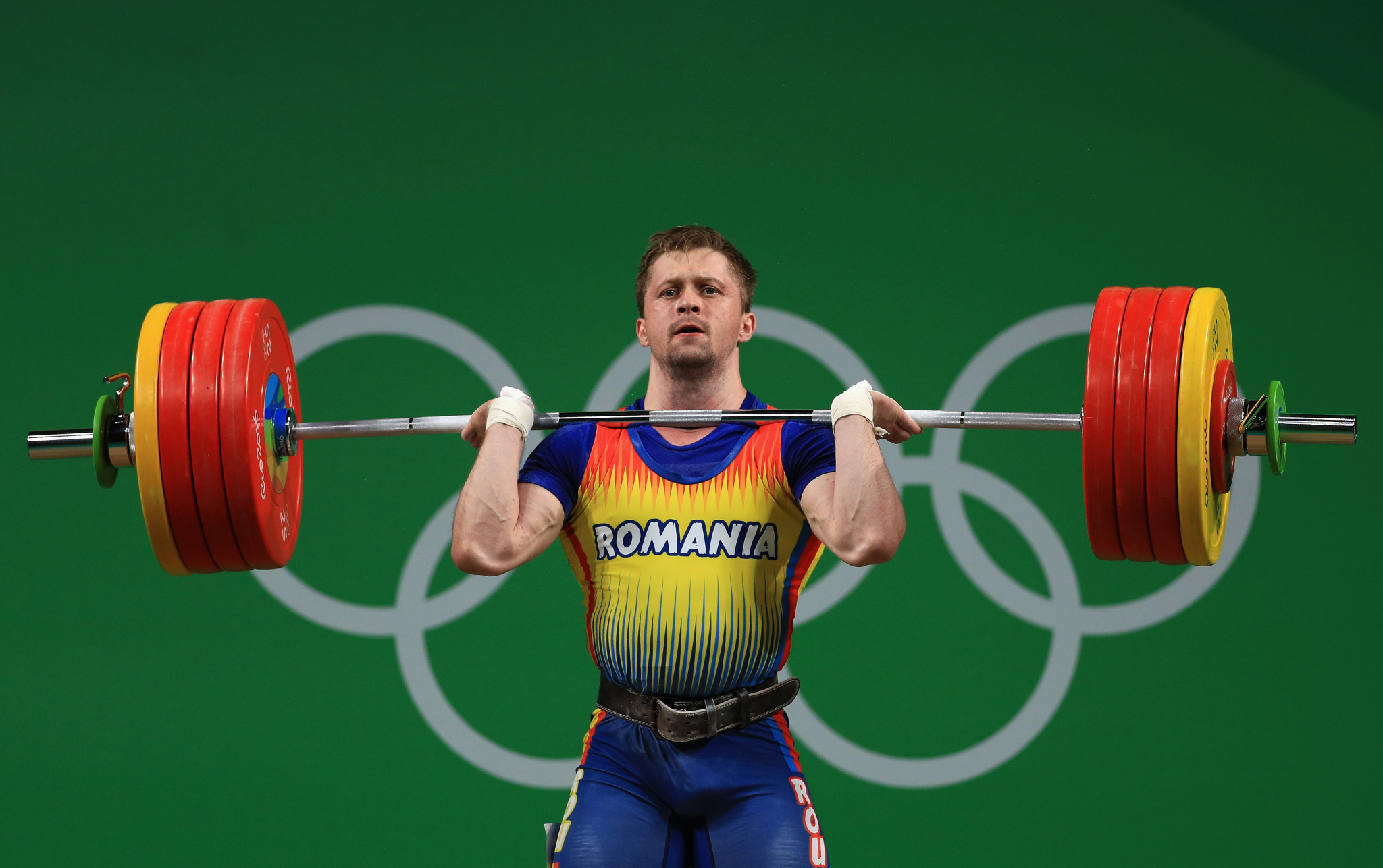 Weightlifting doping tally reaches 60 after fourth Romanian from London 2012 tests positive