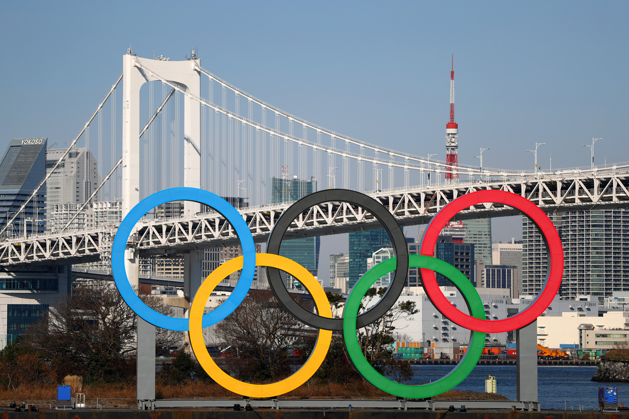 Five major Tokyo-based private television networks will reportedly take turns broadcasting daily coverage of this year's Olympic Games ©Getty Images