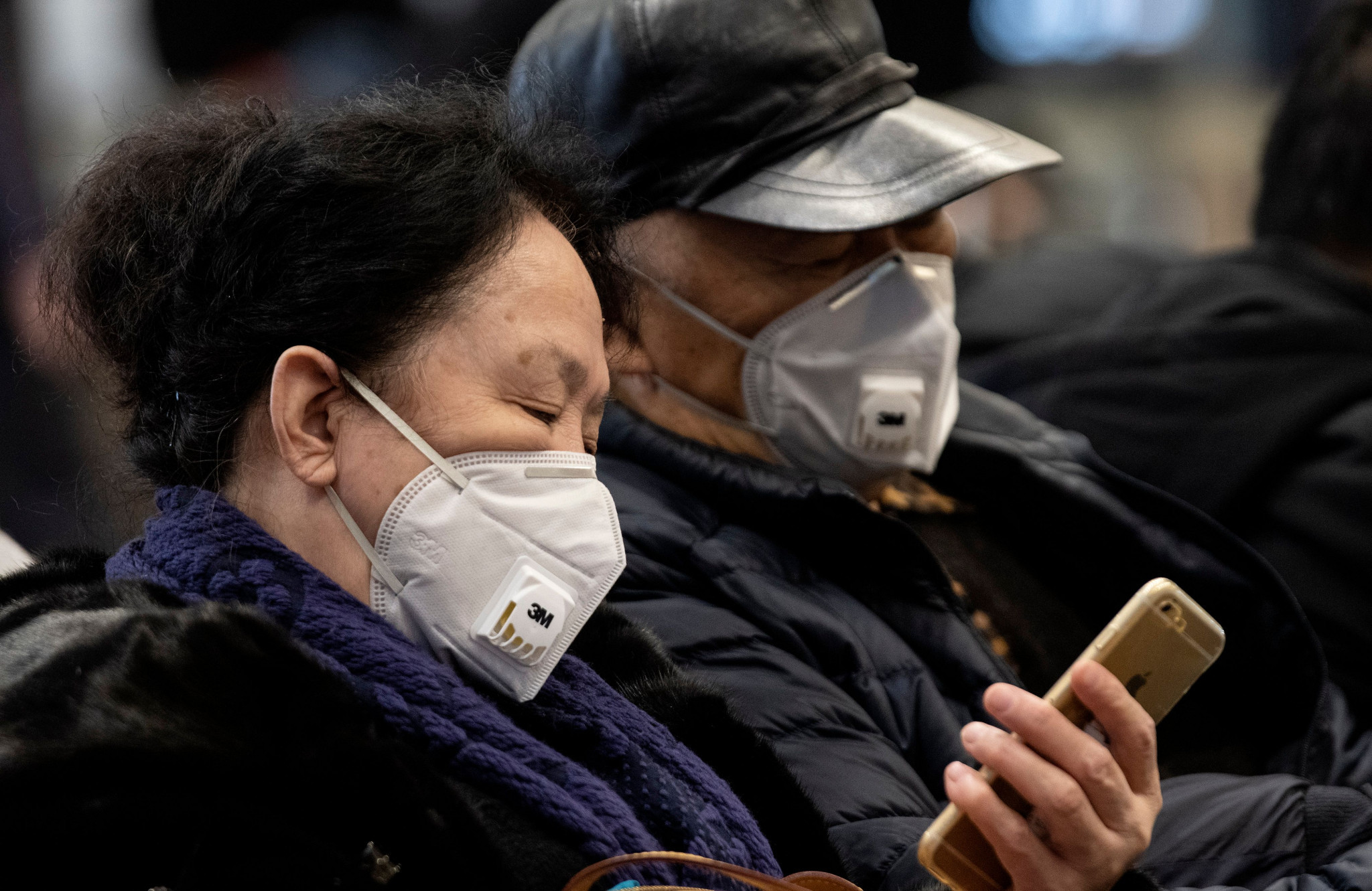 Health authorities in China have confirmed the virus can be transmitted between humans ©Getty Images