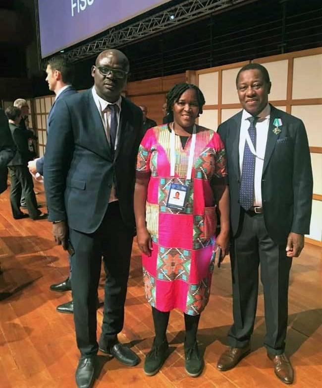 FISU Executive Committee member to work on Dakar 2022 after landing top sports job in Senegal