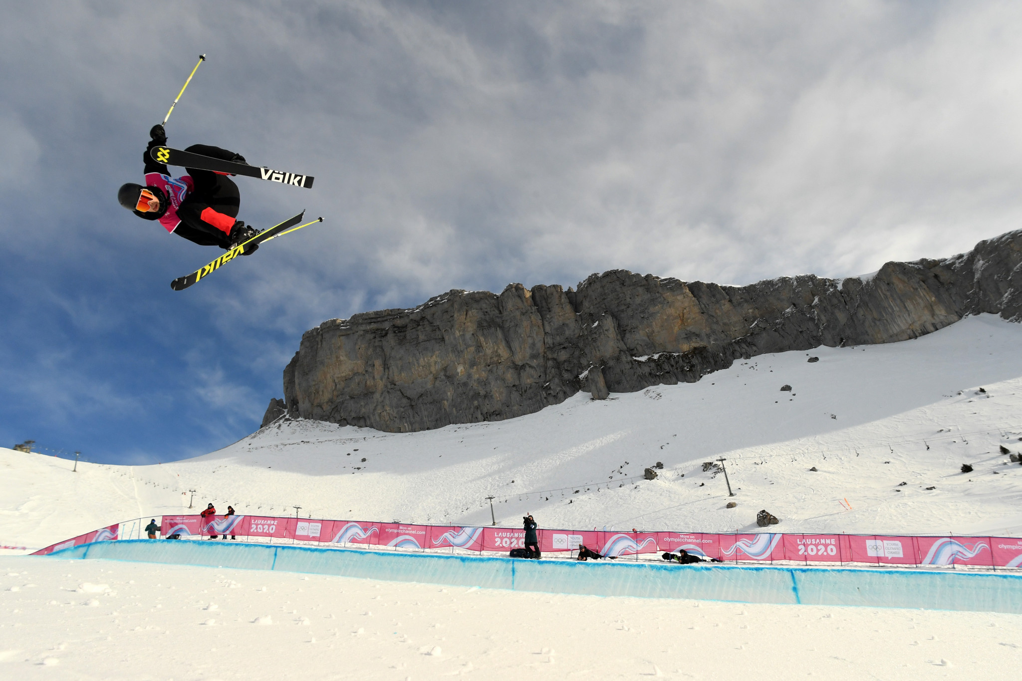 Longino wins freeski halfpipe final at Lausanne 2020 to earn first Canadian gold