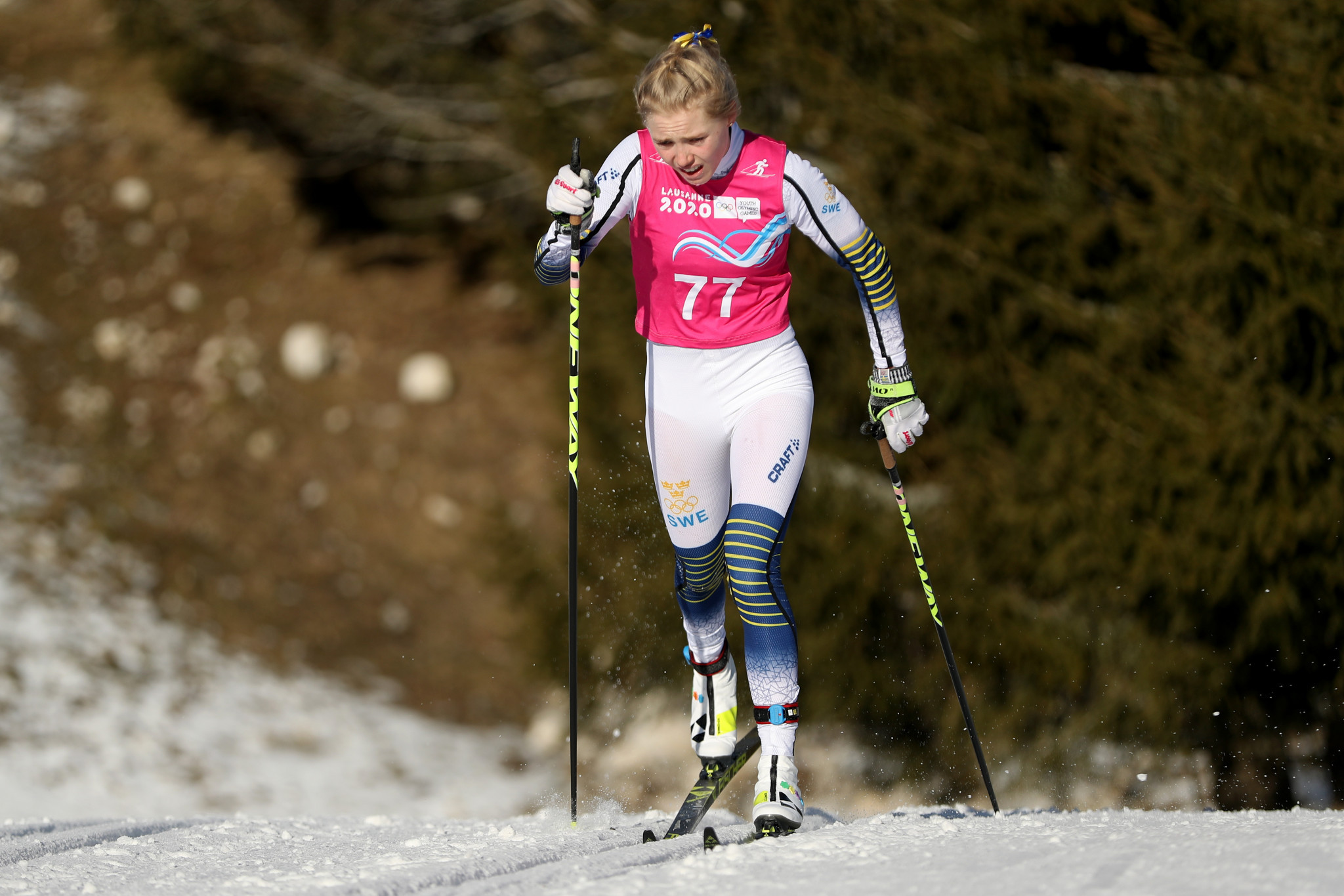 Rosenberg completes Lausanne 2020 medal set with final cross-country title