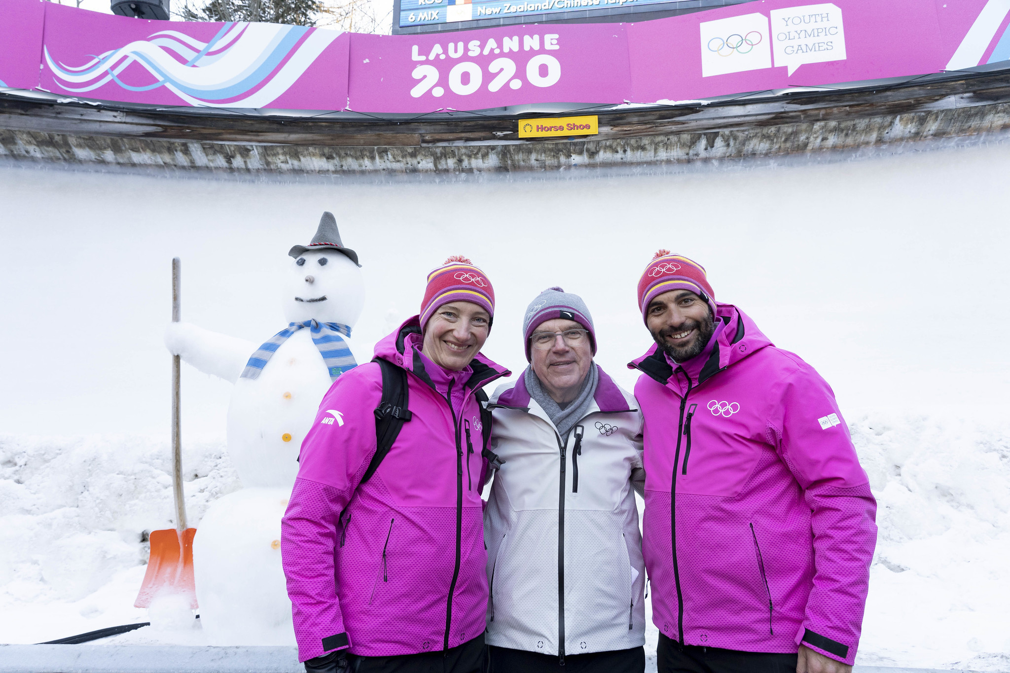 Bach claims Lausanne 2020 has changed Swiss attitude towards Olympic Games
