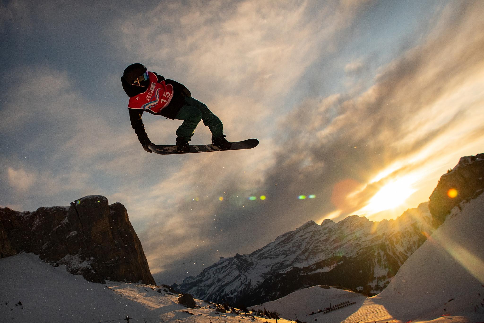 Ruka Hirano won the men's snowboard halfpipe event ©Getty Images