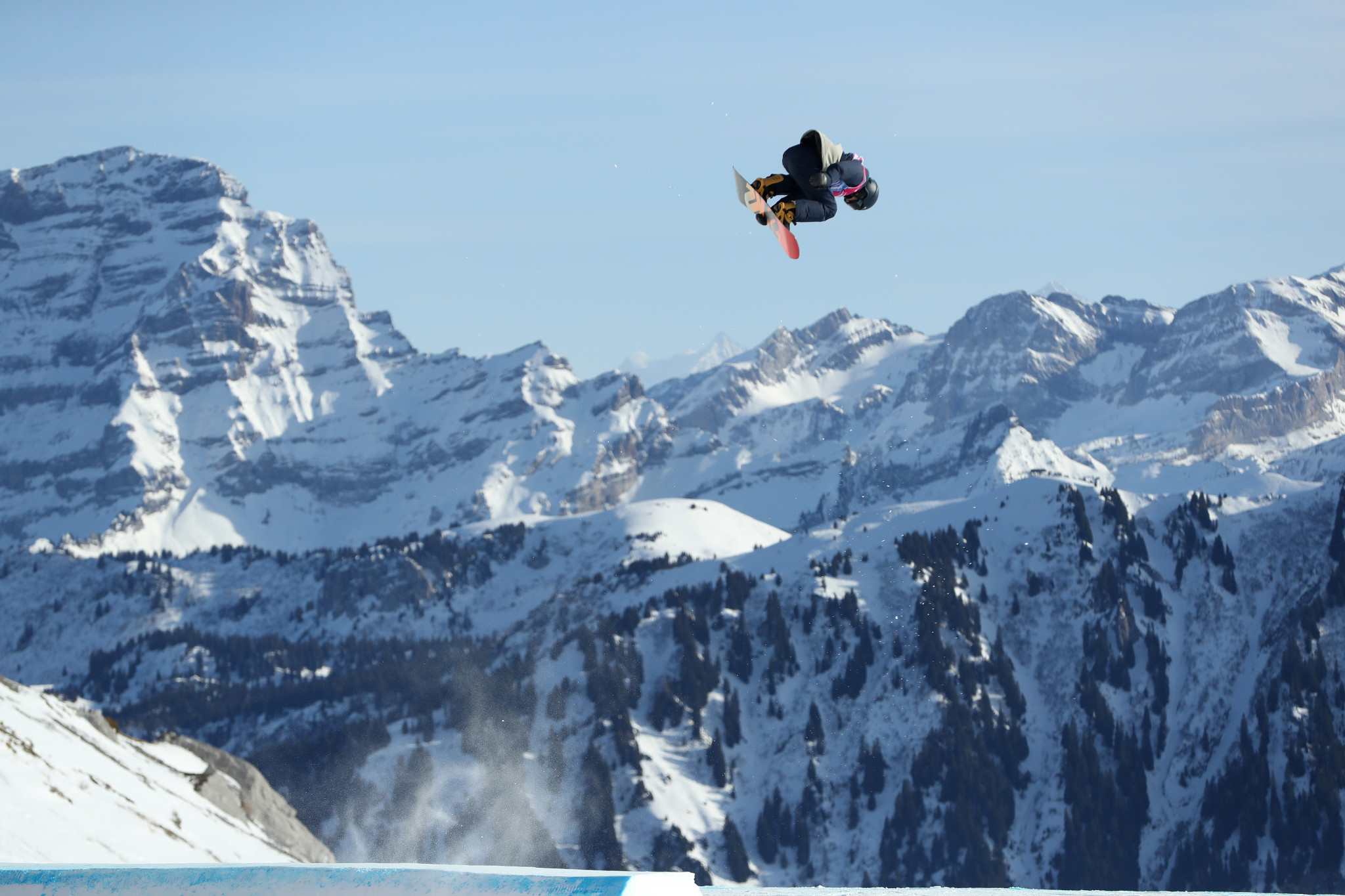 Japanese snowboarders conquer Winter Youth Olympic Big Air events