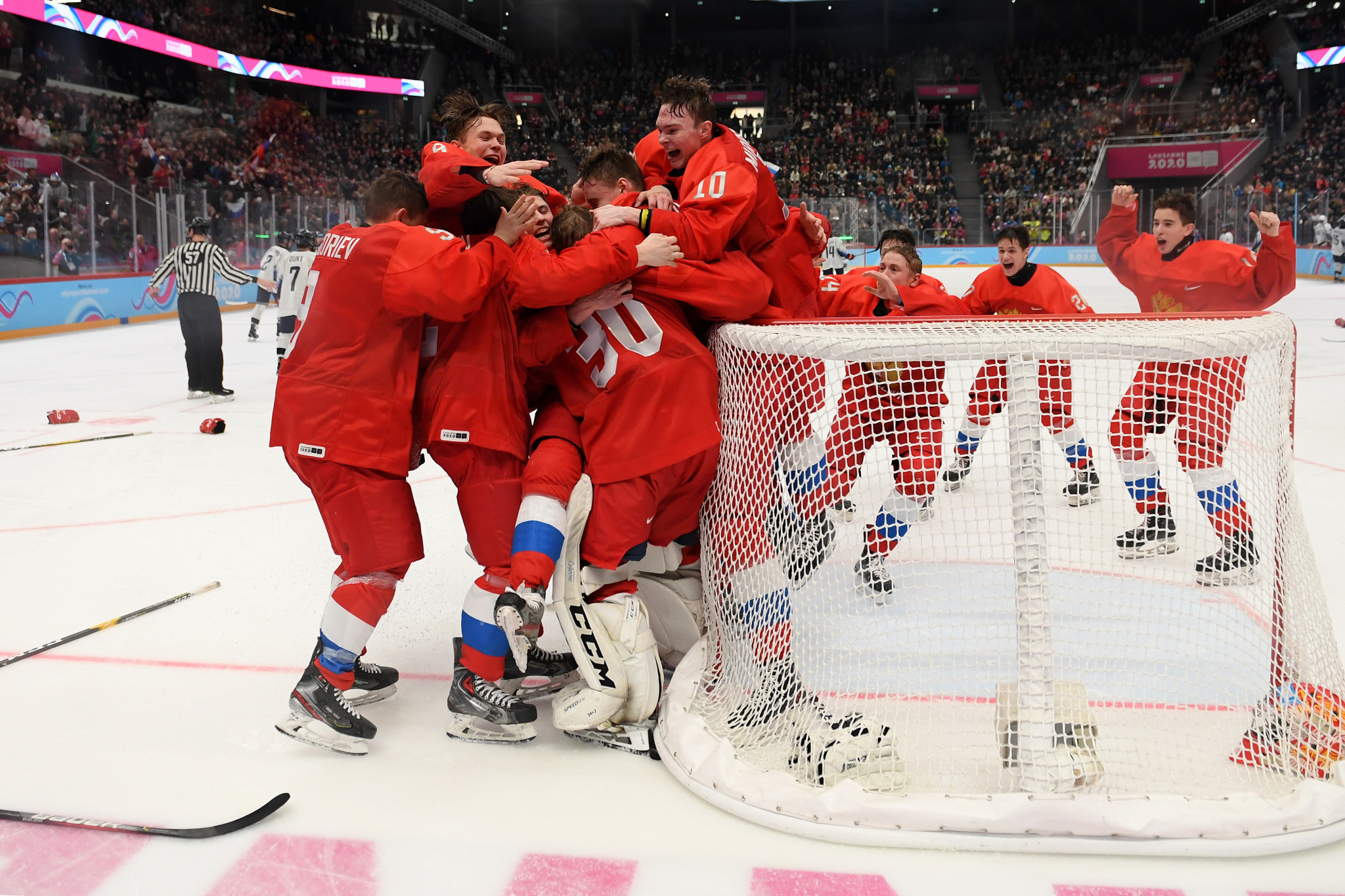 Russia top medals table as curtain closes on Lausanne 2020