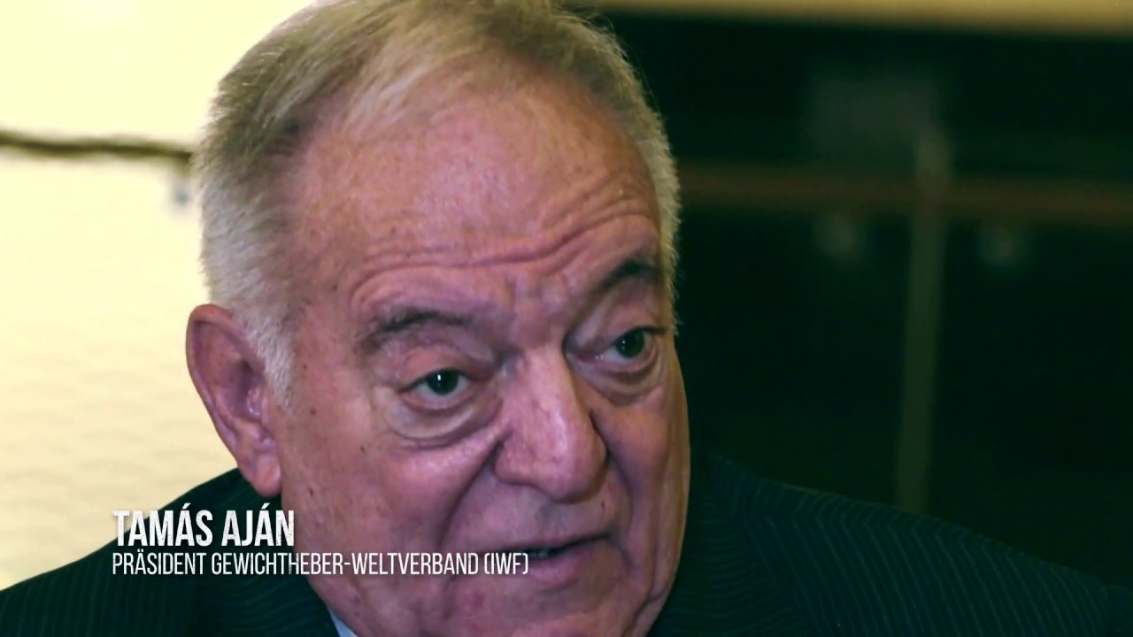 IWF President Tamás Aján has complained that the documentary broadcast on German television do not fairly the reforms undertaken in recent years by weightlifting ©ARD