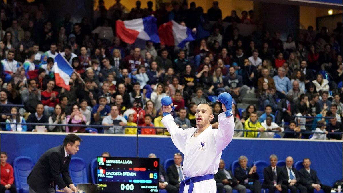 The new Karate 1-Premier League season is set to begin tomorrow in Paris ©WKF
