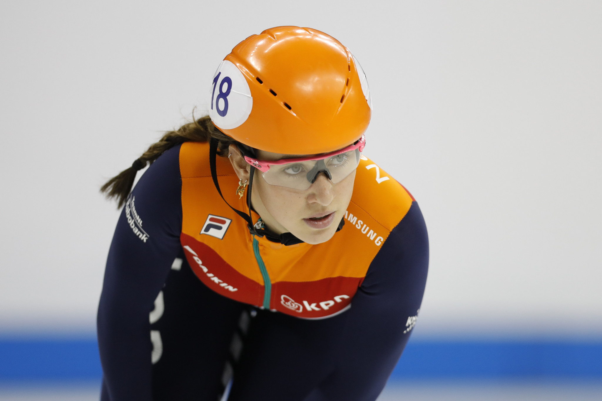 Suzanne Schulting looks to continue her red-hot form from last season © Getty Images