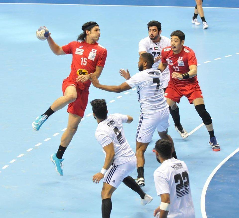 Japan, Bahrain and South Korea complete semi-final line-up at Asian Men's Handball Championship