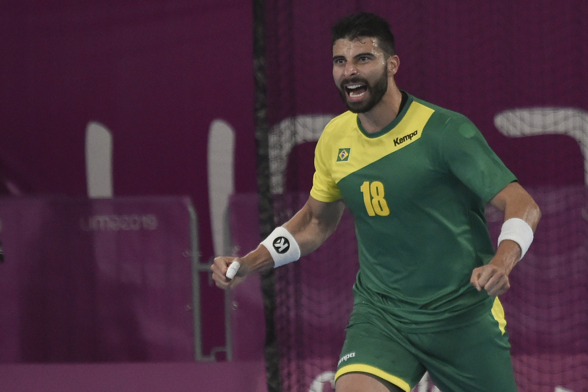 Brazil and Argentina continue perfect record at South and Central American Men's Handball Championship