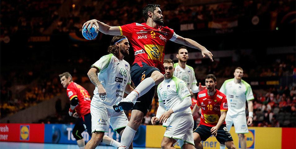 Spain and Croatia through to European Men's Handball Championship final