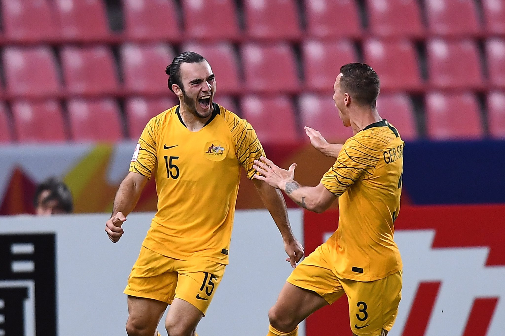 Australia qualify for Olympic men's football tournament at Tokyo 2020