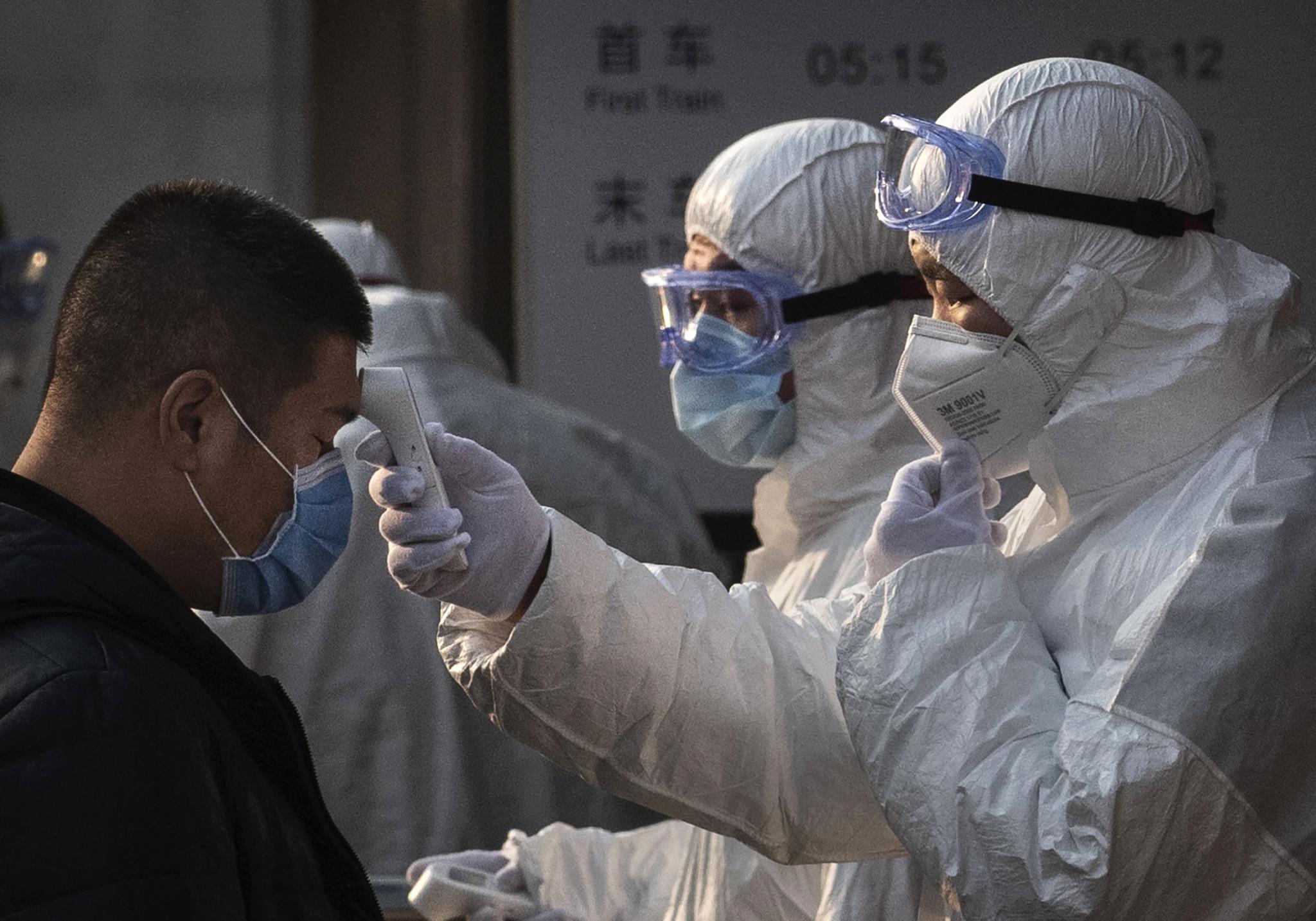 Bird's Nest Stadium among public buildings closed in China because of coronavirus