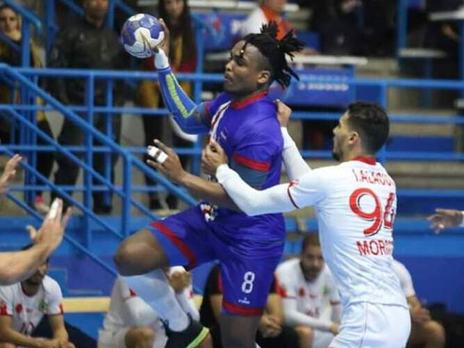 Cape Verde place fifth in African Men's Handball Championship with win over Morocco