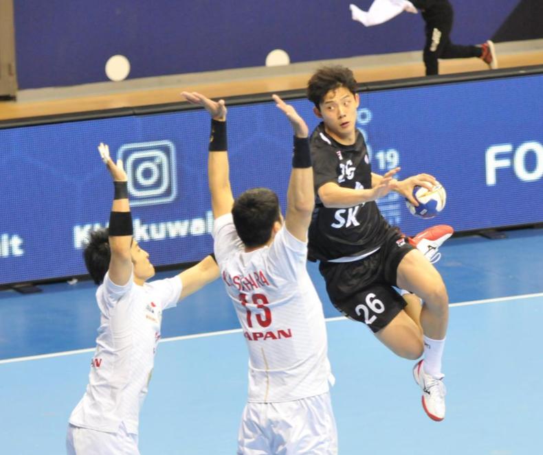 South Korea need overtime to make Asian Men's Handball Championship final