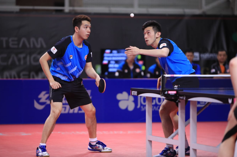 One last chance at the ITTF World Team Qualification Tournament