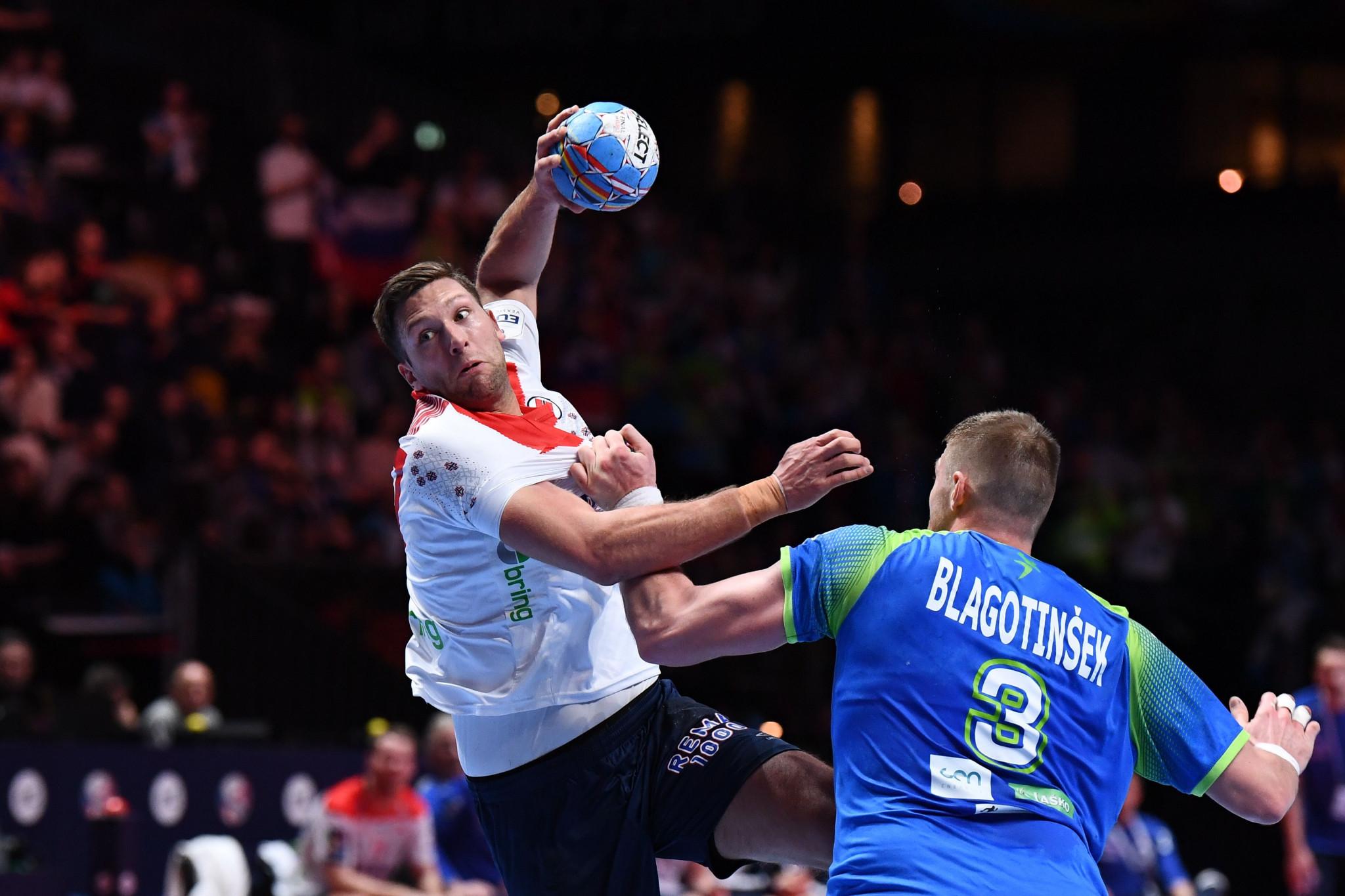 Norway win first medal in European Men's Handball Championship history