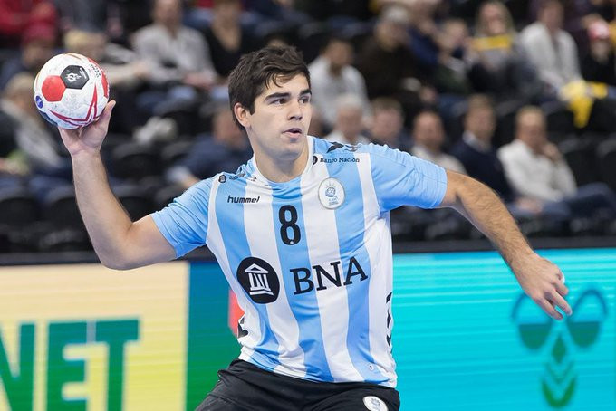 Argentina clinch South and Central American Men's Handball Championship title