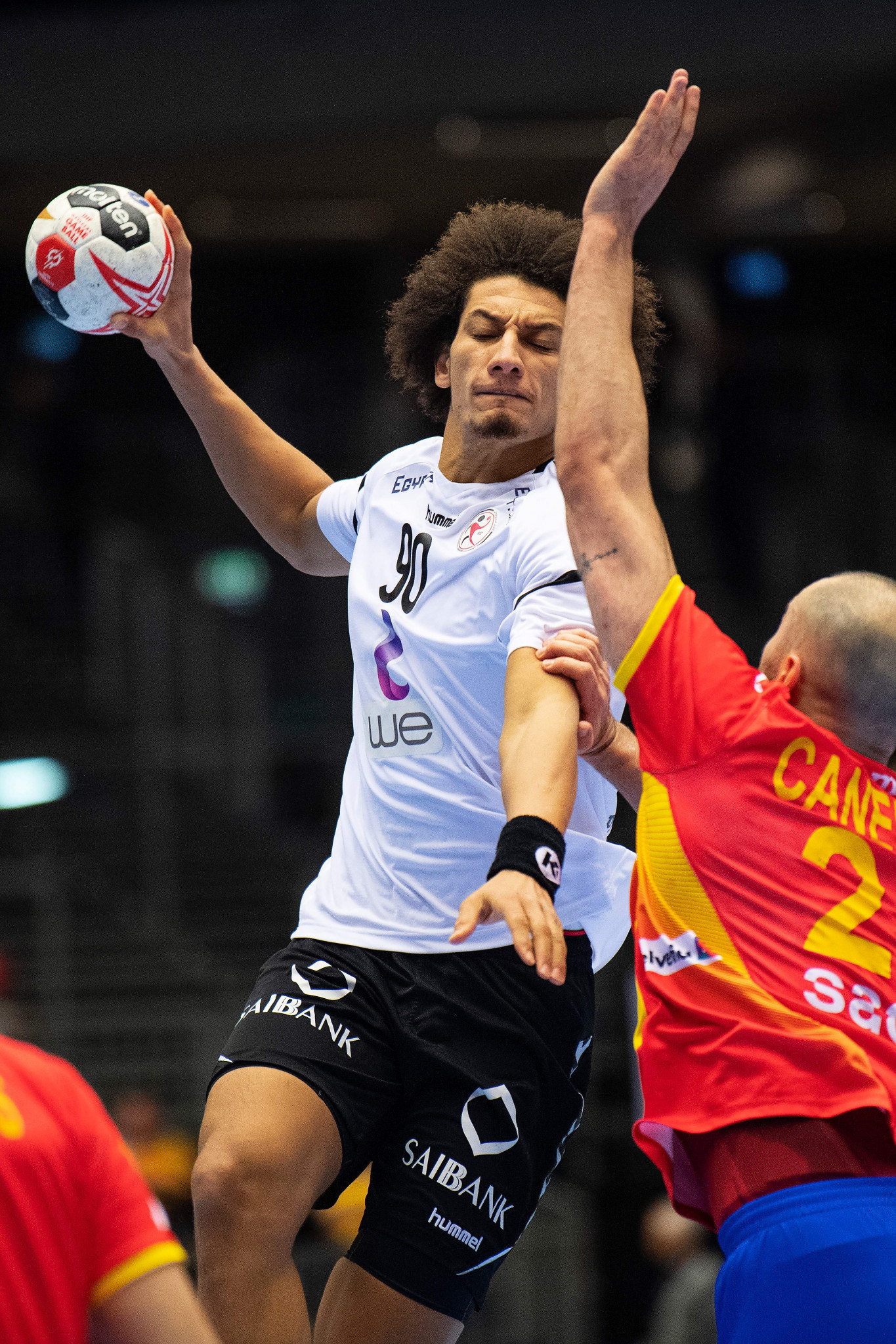 Egypt have beaten hosts Tunisia to win the African Men's Handball title and a Tokyo 2020 place ©Getty Images