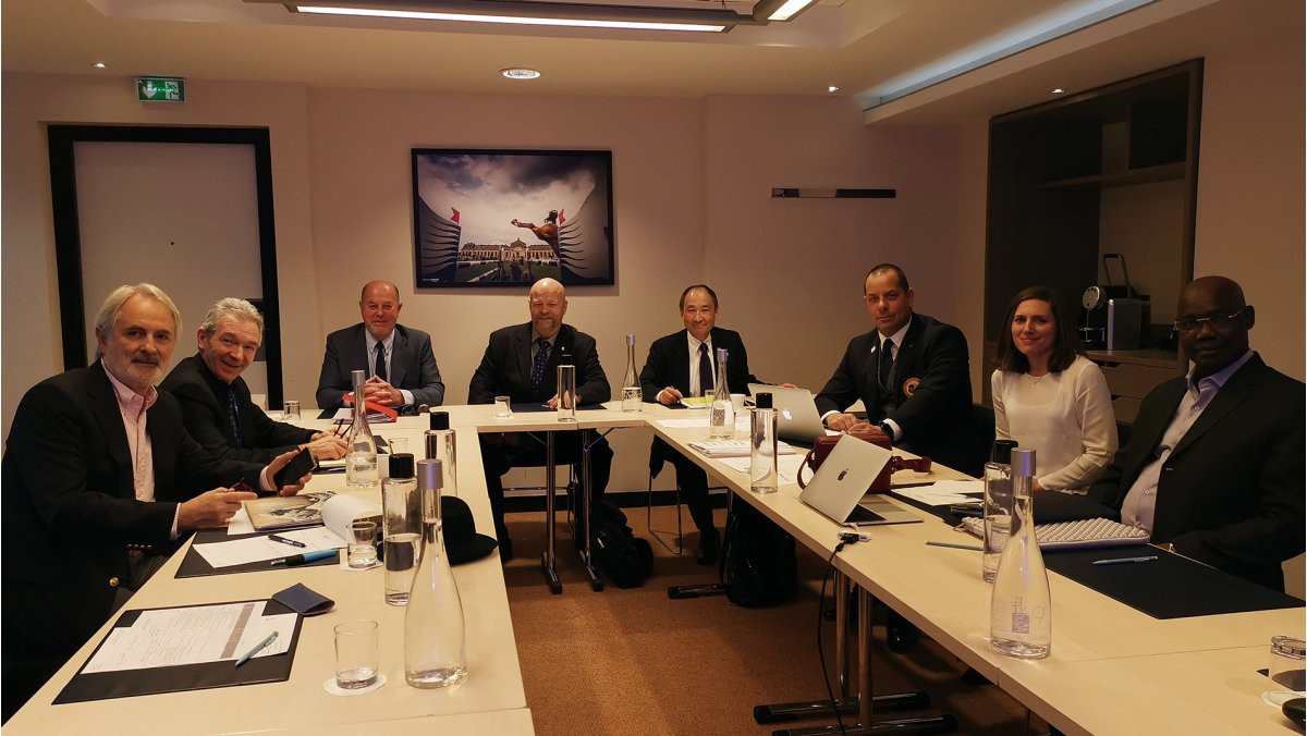 World Karate Federation Commissions outline plans for future of sport