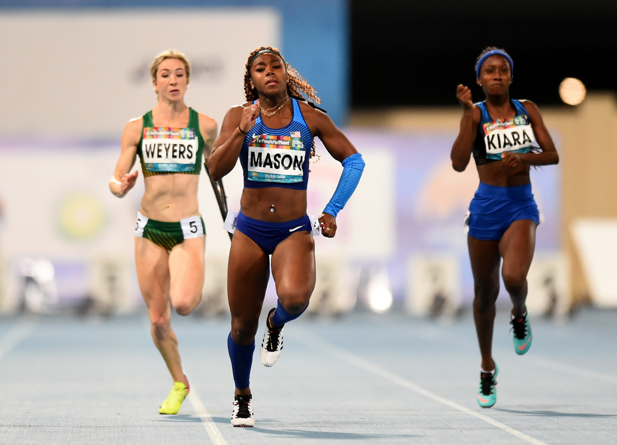 The last edition of the World Para Athletics Championships took place in 2019 in Dubai ©Getty Images