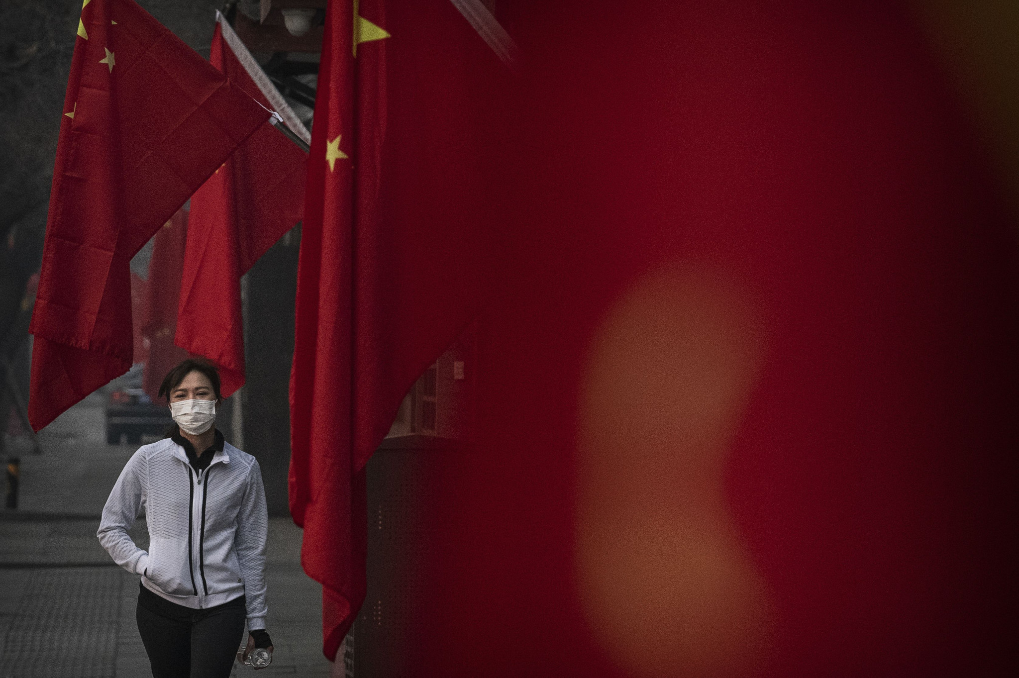 Coronavirus outbreak forces cancellation of opening Beijing 2022 test event