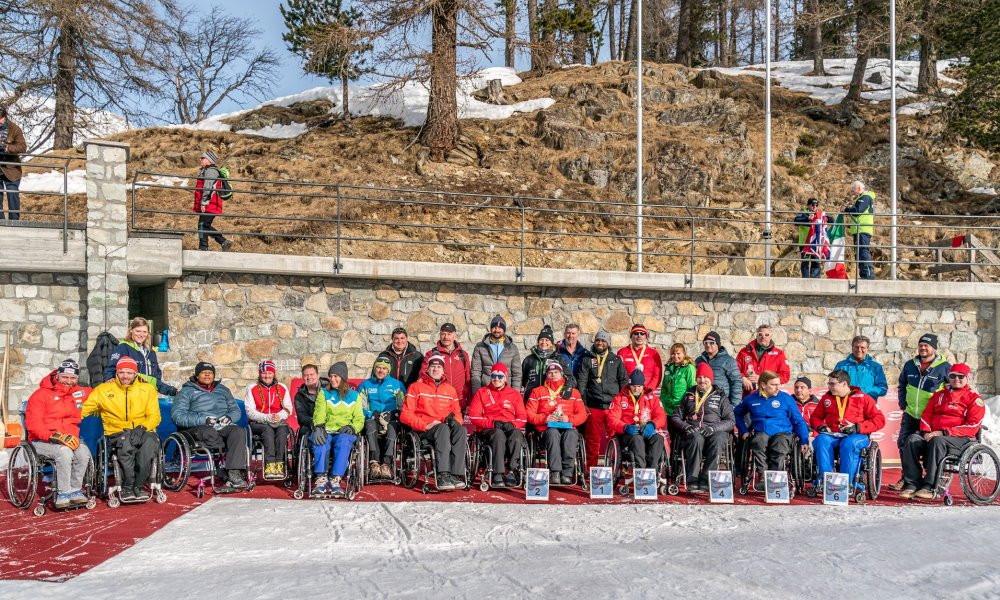 Two races were held in St Moritz ©IBSF/Girts Kehris