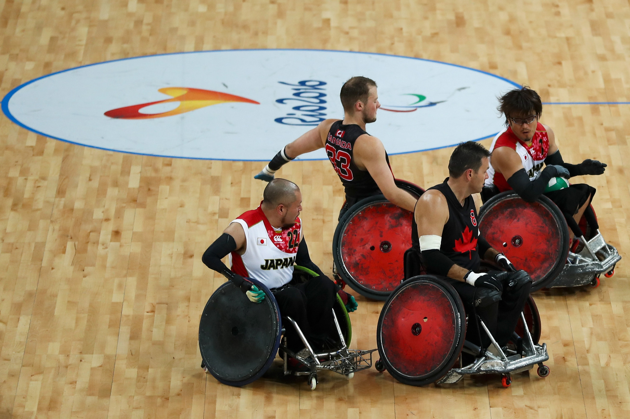 Canada will be looking to secure a sixth consecutive appearance at the Paralympic Games ©Getty Images