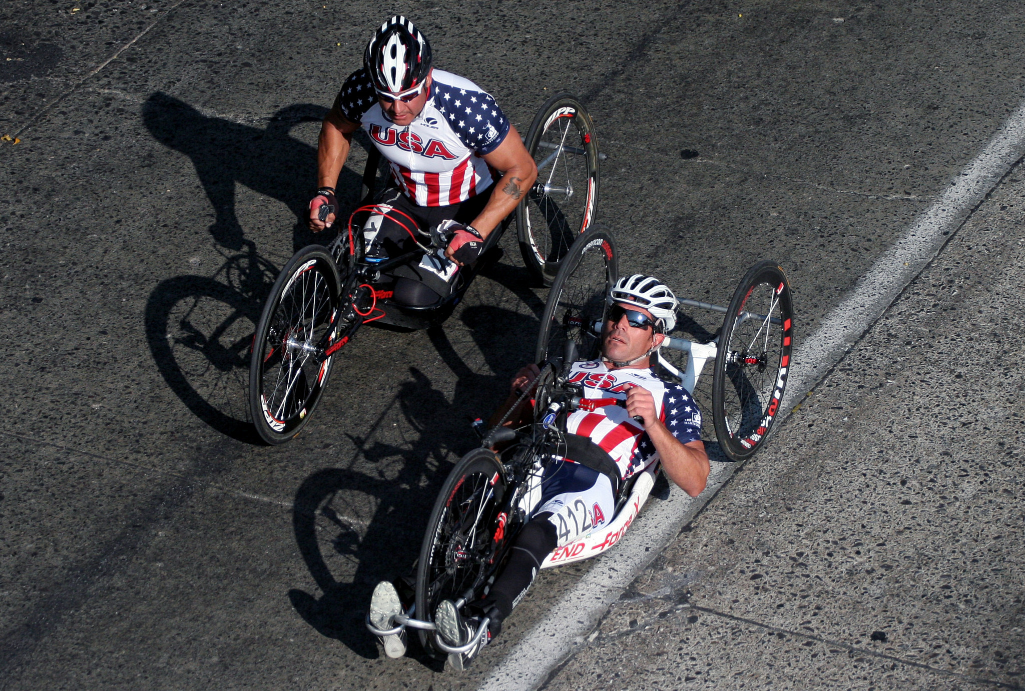 Para road cycling is one of the sports that employs the factor system ©Getty Images