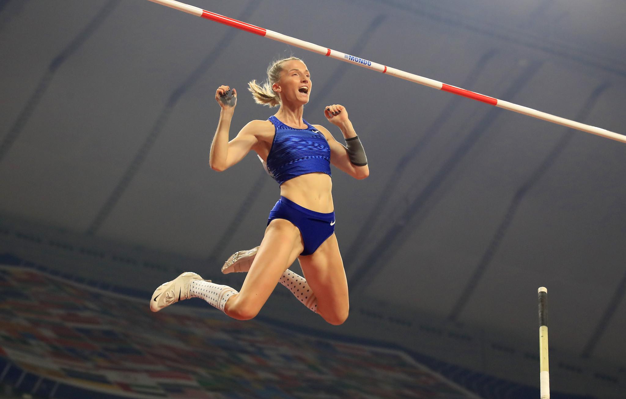 Sidorova and Lasitskene among first Authorised Neutral Athletes for 2021