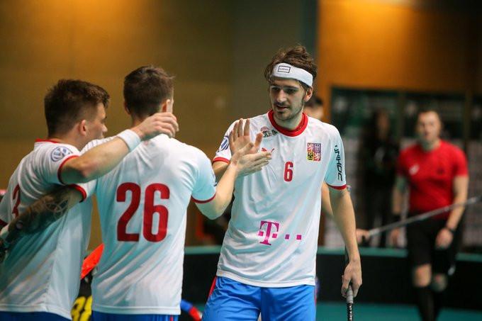 Czech Republic thrash Liechtenstein at Men's World Floorball Championships qualifier