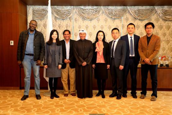 Hangzhou 2022 visits OCA to discuss mascot launch